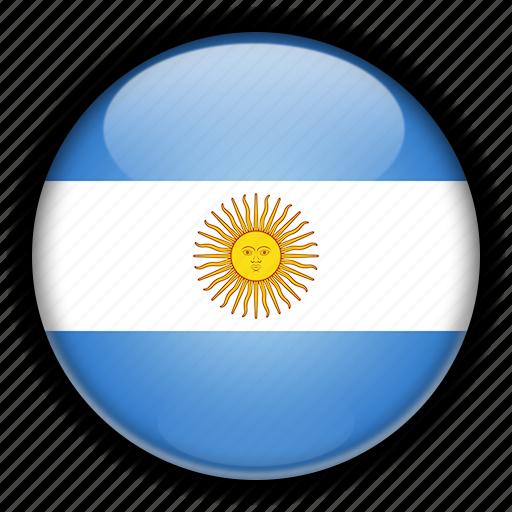 america, argentina, south icon