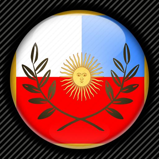 america, argentina, catamarca, south icon