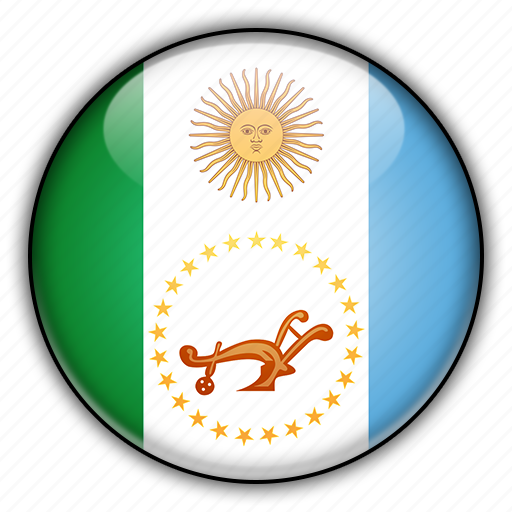 america, argentina, chaco, south icon