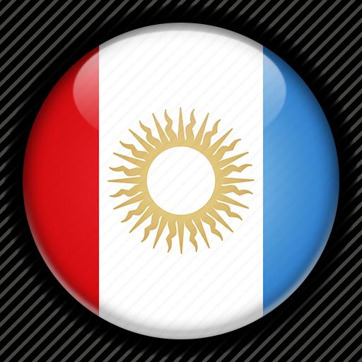 america, argentina, crdoba, south icon