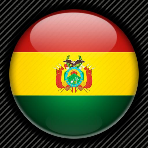 america, bolivia, south icon