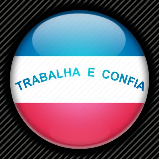 america, brazil, esprito, santo, south icon