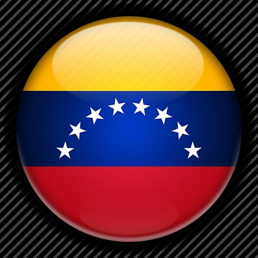 america, south, venezuela icon