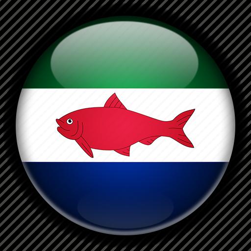 america, dependencies, federal, of, south, venezuela icon