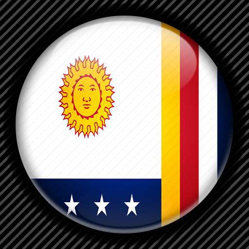 america, south, vargas, venezuela icon