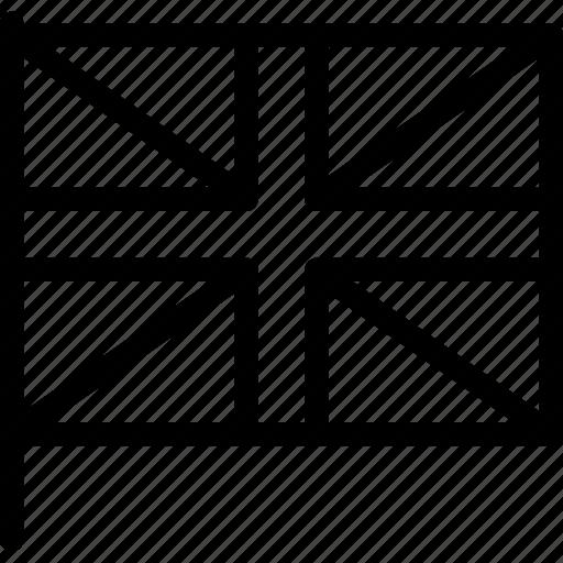 creative, culture, currency, england, fly, grid, heritage, hoist, kingdom, line, map, national-flag, royal, shape, tourism, union-jack, united, united-kingdom icon