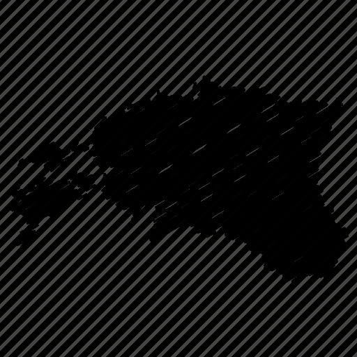 country, estoniamaps, map, world icon