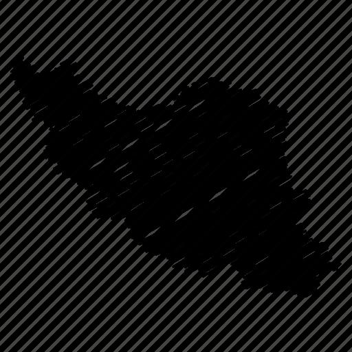 country, iranmaps, map, world icon