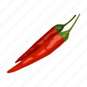 chili, mexico, pepper, seasoning, sightseeing, spicy, travel icon