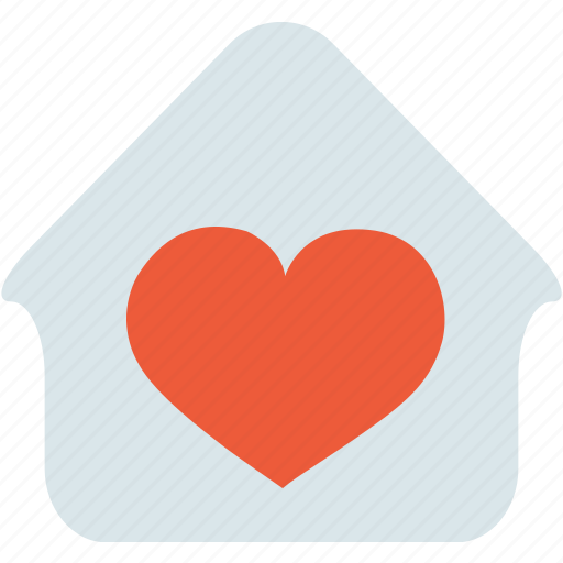 couple, female, heart, home, love, male, relationship icon