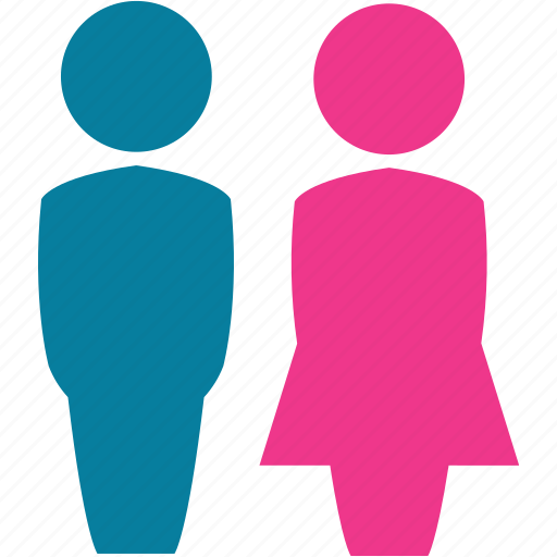 couple, female, heart, love, male, marriage, relationship icon