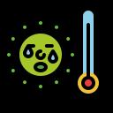 crying, hot, sad, temperature, virus
