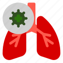 corona, coronavirus, covid, covid-19, infection, lungs, sick