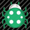 bacteria, bug, covid-19, disease, harmful, microbe, virus icon