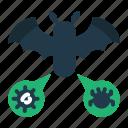 bacteria, bat, bug, coronavirus, covid-19, infection, virus