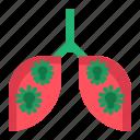 coronavirus, covid-19, disease, infection, lung, medical, virus