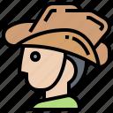 cowboy, fashion, hat, rodeo, western