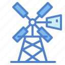 ecologic, ecology, mill, water, windmill icon