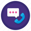 booth, call, coworking, phone icon