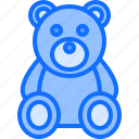 artisan, bir, craft, handmade, sewing, teddy, workshop icon