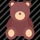 artisan, bir, craft, handmade, sewing, teddy, workshop icon