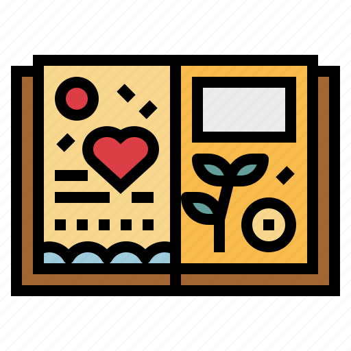 Art, design, diary, scrapbook icon - Download on Iconfinder