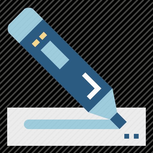 art, marker, pen, writing icon