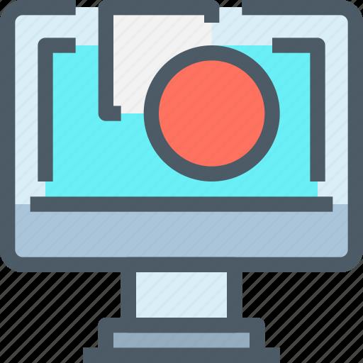 art, computer, creative, design, office, shape icon