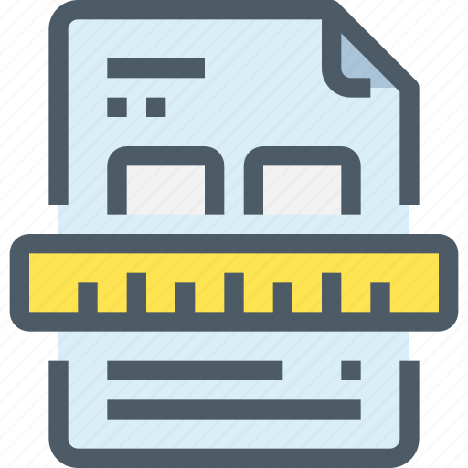 art, business, creative, document, file, information, planning icon
