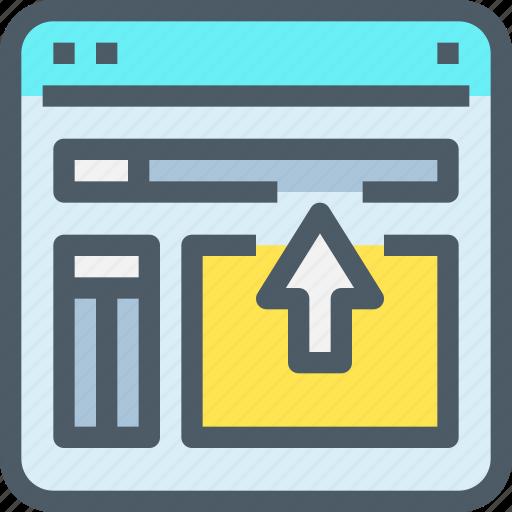art, browser, creative, graphic, program, web icon