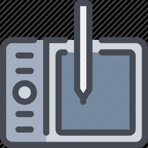 Art, creative, creativity, digital, pen icon - Download on Iconfinder