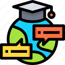 book, education, laboratory, learning, school, science, study icon