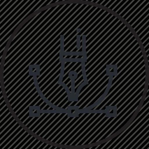 app, concept, creative, design, illustration, tool icon