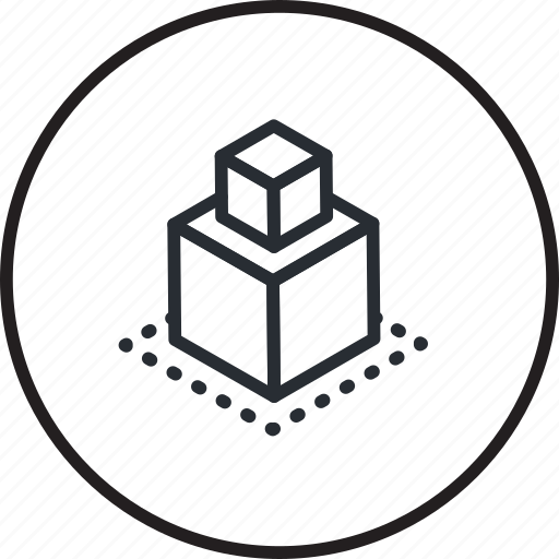 computer, concept, creative, line, modeling, prototype icon
