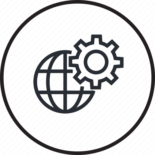 concept, creative, development, internet, maintenance, network, web icon