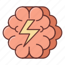brainstorm, brainstorming icon