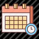 appointment, booking, calendar, deadline, event, schedule