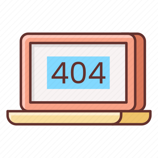 error, error 404, page, web page, website icon
