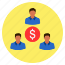 business, cash, dollar, finance, group, income, team