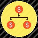 business, dollar, finance, invetment, money, tree