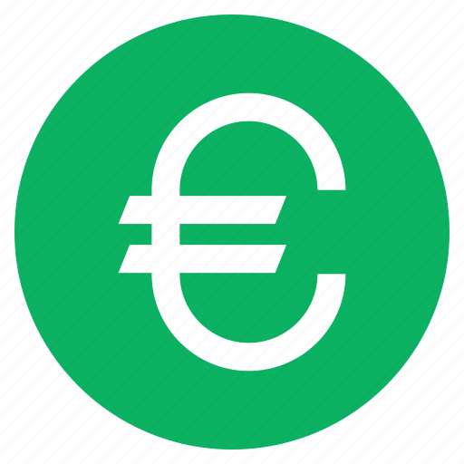 cash, currency, euro, finance, money, payment icon