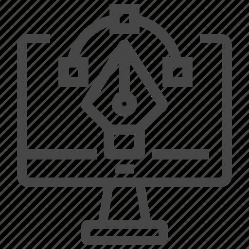Art, computer, creative, creativity, design, graphic icon - Download on Iconfinder
