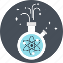 chemistry, experiment, lab, physics, research, science, tube icon