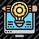 edit, information, relevant, resources, screen