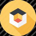 3d, box, cube, design, development, digital, modeling