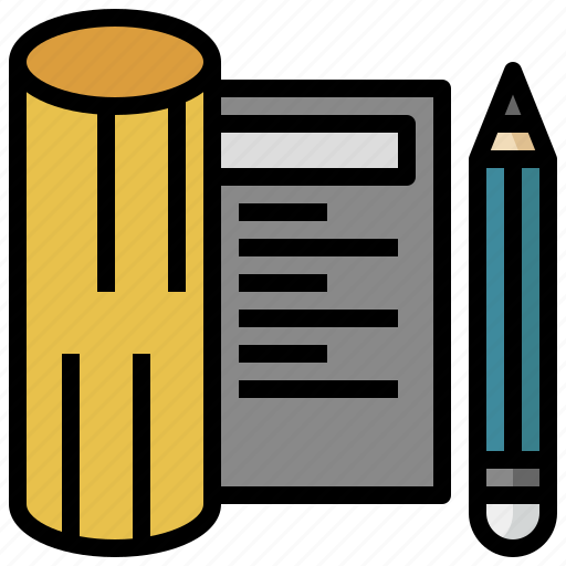 Document, file, files, pencil, project, ruler icon - Download on Iconfinder