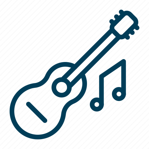 instrument, music, musical, play, playing, song, sound icon