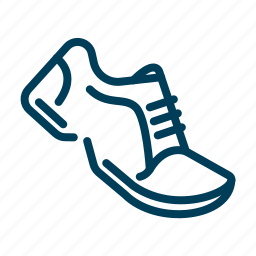 fitness, gym, jogging, run, running, shoe, shoes icon