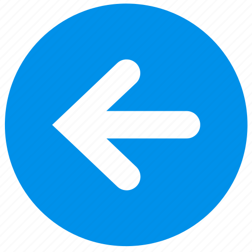 Arrow, back, direction, left icon - Download on Iconfinder