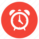 alarm, alerm, alert, clock, time, timer icon